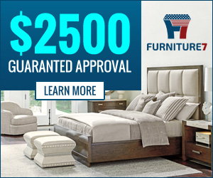 Furniture7 Guaranteed Approval
